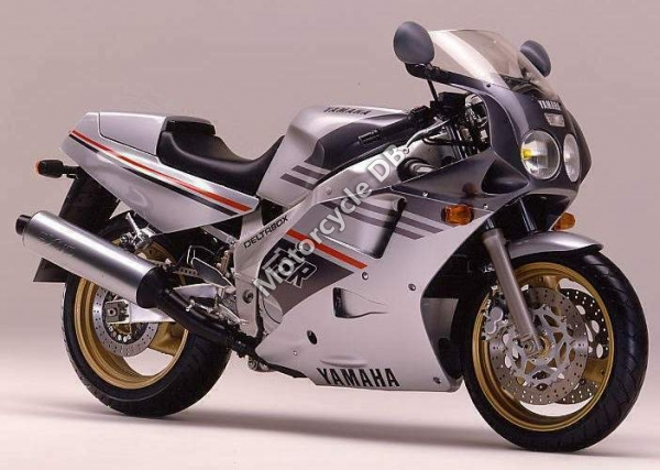 Yamaha FZR 1000 (reduced effect) 1991 #6