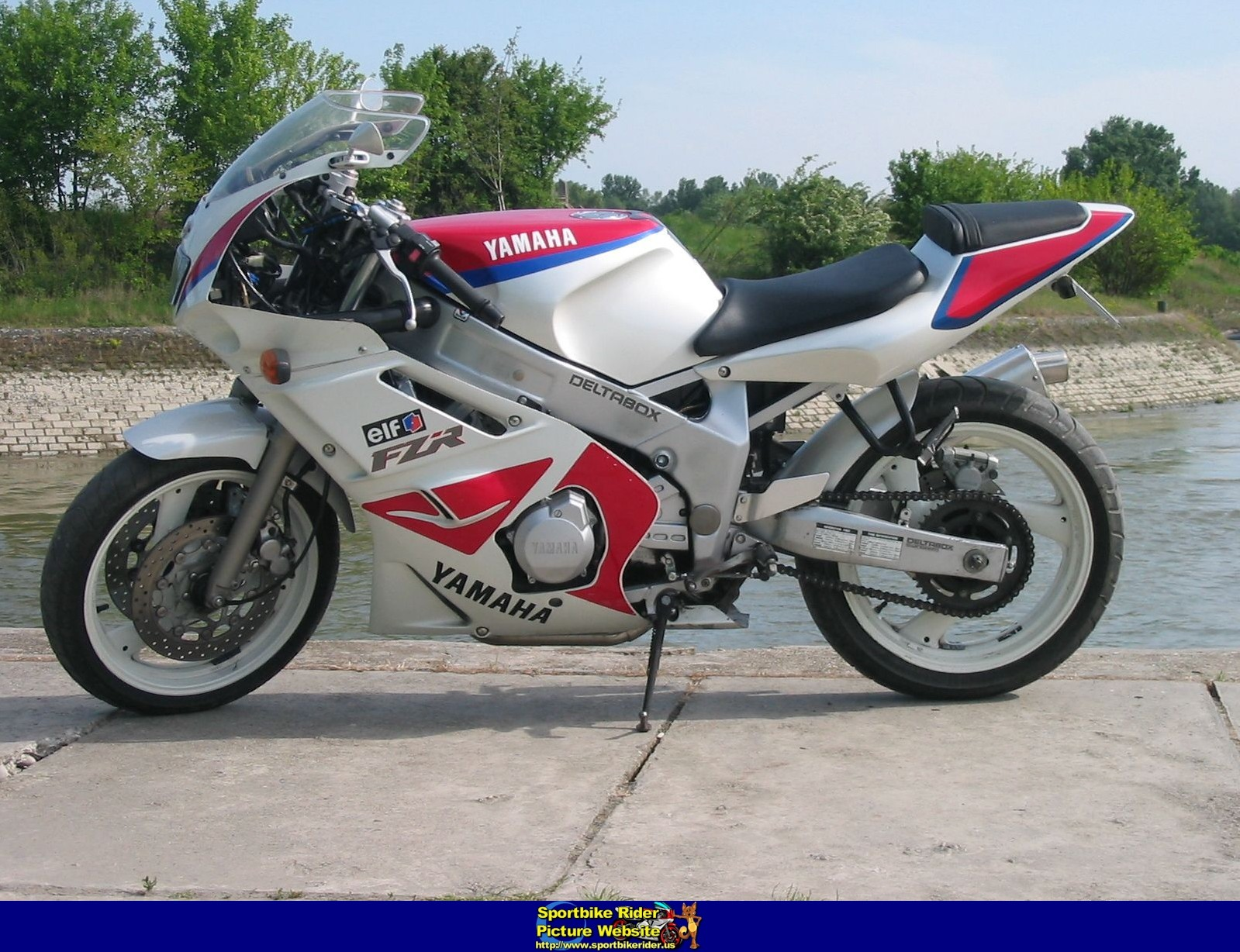 What Are The Dimensions Of A Yamaha Fzr