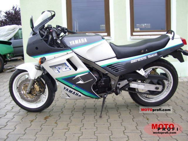 Yamaha FZR 750 Genesis (reduced effect) 1988 #1