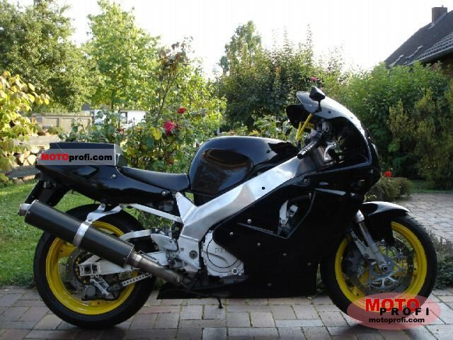 Yamaha FZR 750 Genesis (reduced effect) 1988 #4