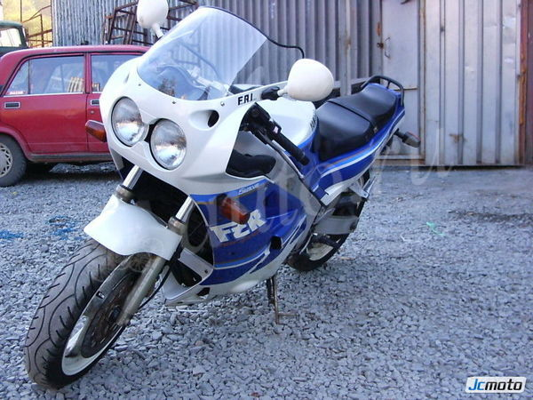 Yamaha FZR 750 Genesis (reduced effect) 1988 #5