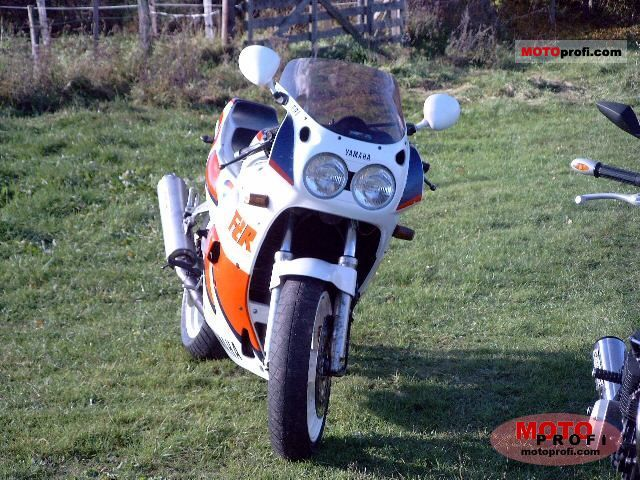 Yamaha FZR 750 R (reduced effect) 1990 #1