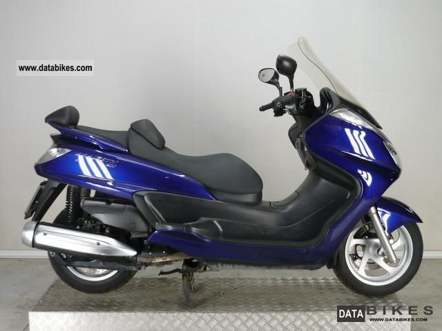 Yamaha Majesty 400 2004 #7