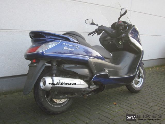 Yamaha Majesty 400 2004 #9