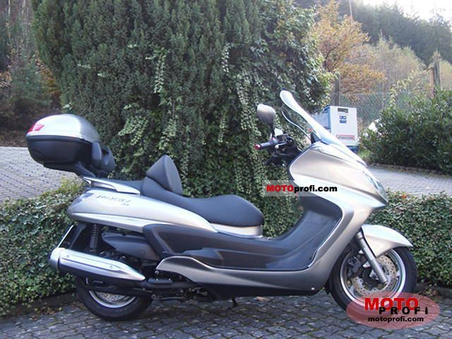 Yamaha Majesty 400 2006 #4