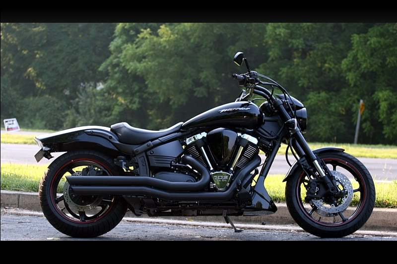 Yamaha Midnight Warrior #11