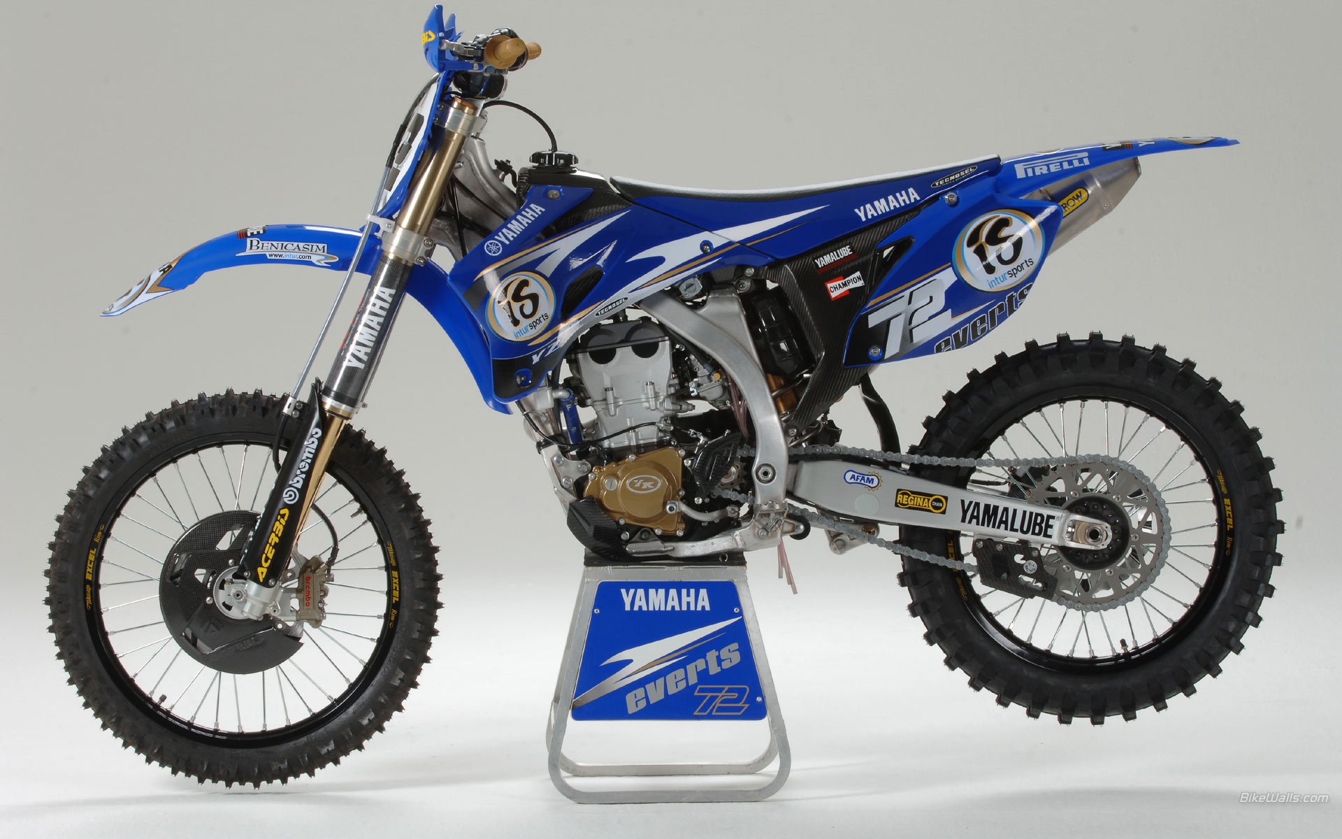 Yamaha   Stroke Dirt Bike Parts