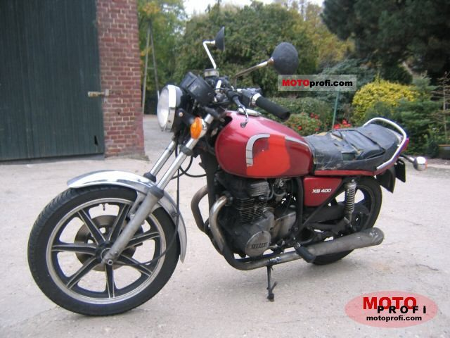Yamaha RD 250 LC (reduced effect) 1982 #10