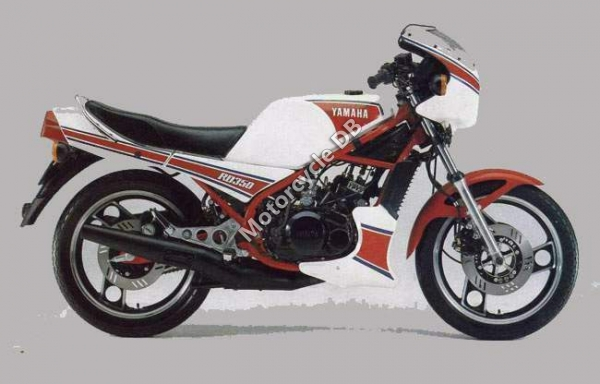 Yamaha RD 250 LC (reduced effect) 1983 #10
