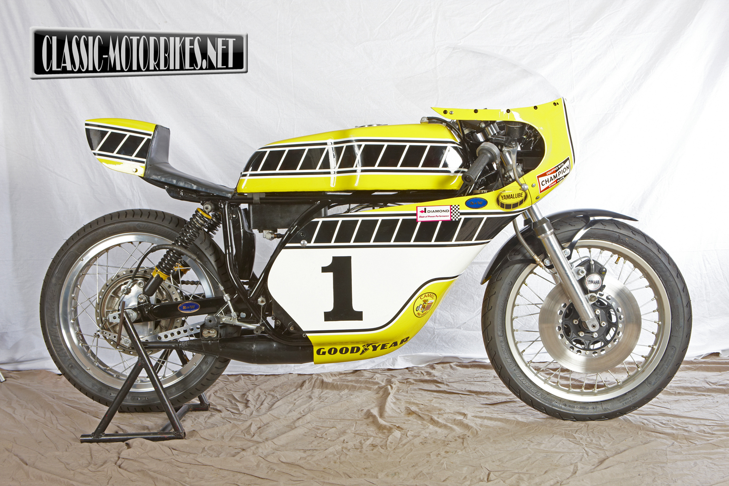 Yamaha RD 250 (reduced effect) 1981 #10