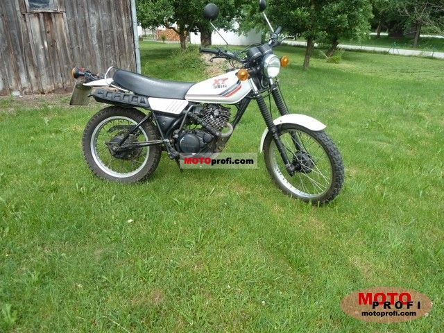 Yamaha RD 350 LC YPVS (reduced effect) 1984 #10