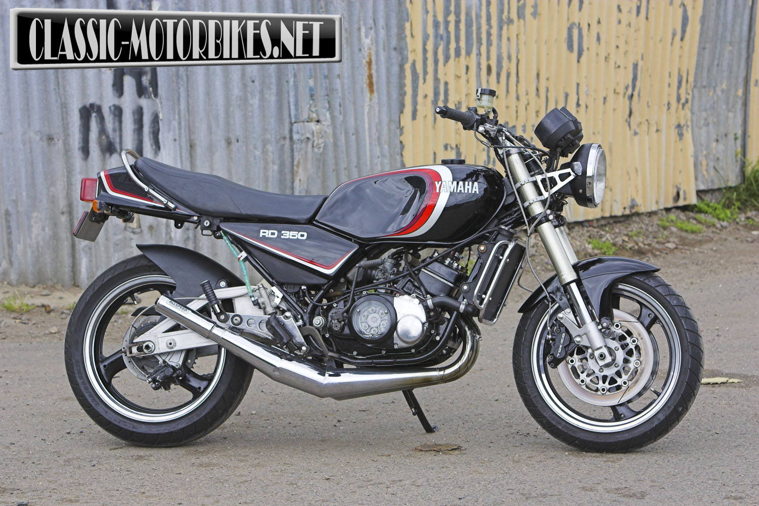 Yamaha RD 350 LC YPVS (reduced effect) 1984 #3