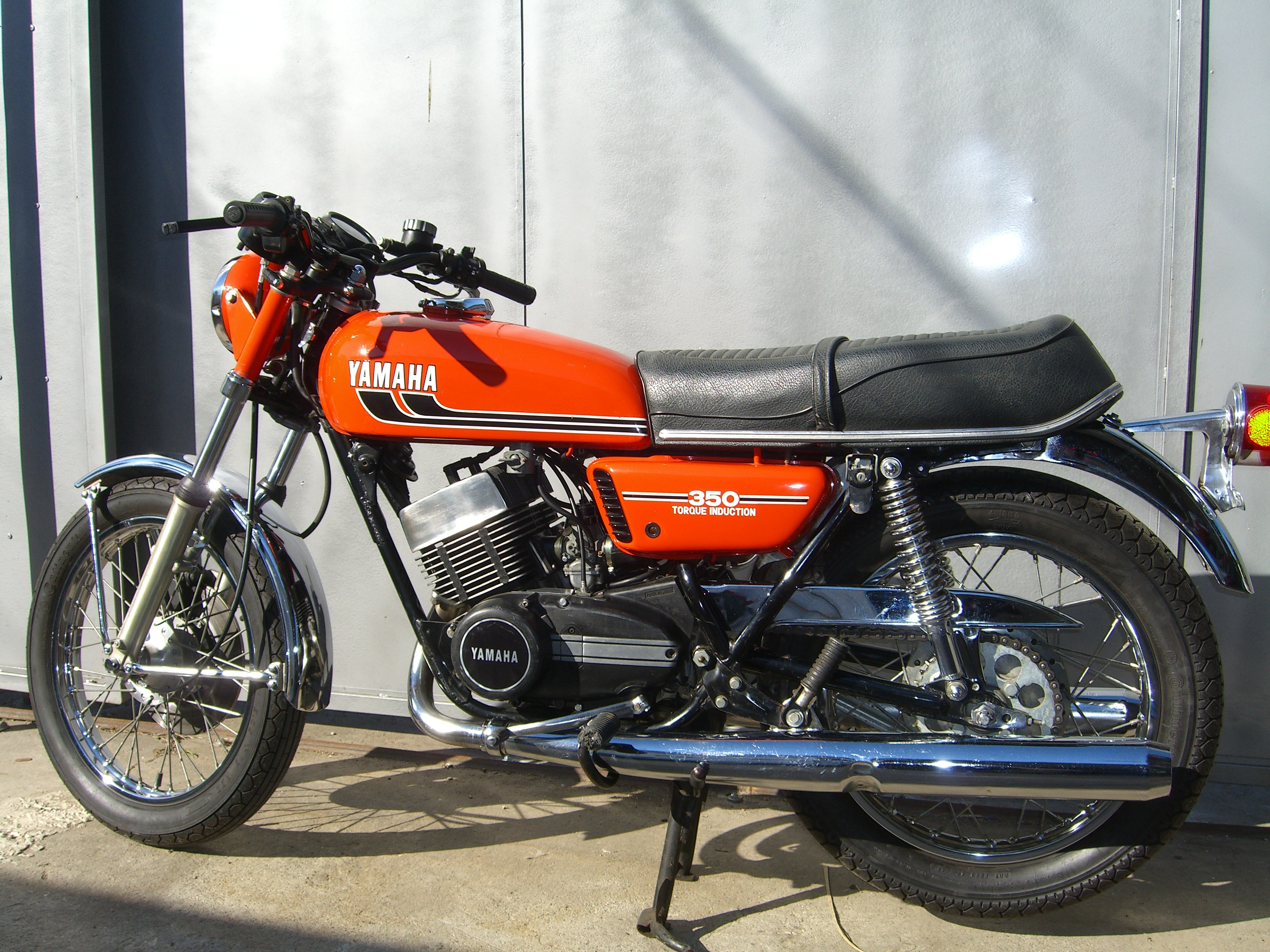 Yamaha RD 350 LC YPVS (reduced effect) 1984 #8