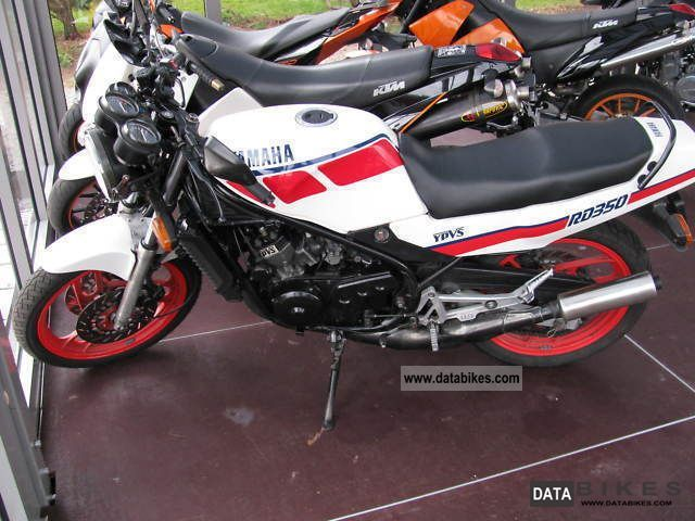 Yamaha RD 350 LC YPVS (reduced effect) #7