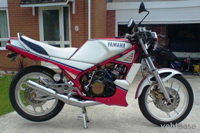Yamaha RD 350 LC YPVS (reduced effect) #8