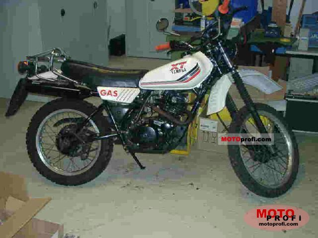 Yamaha RD 350 (reduced effect) 1985 #12