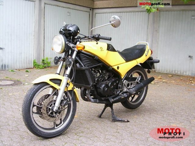 Yamaha RD 350 (reduced effect) 1987 #10