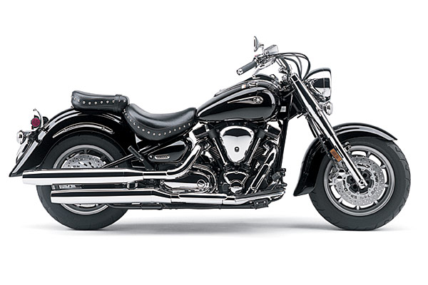 Yamaha Road Star Midnight 2005 #1