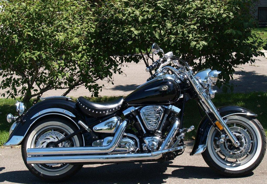 Yamaha Road Star Midnight 2005 #8