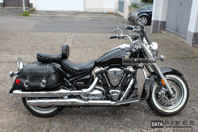 Yamaha Road Star Midnight Silverado 1700 2005 #10