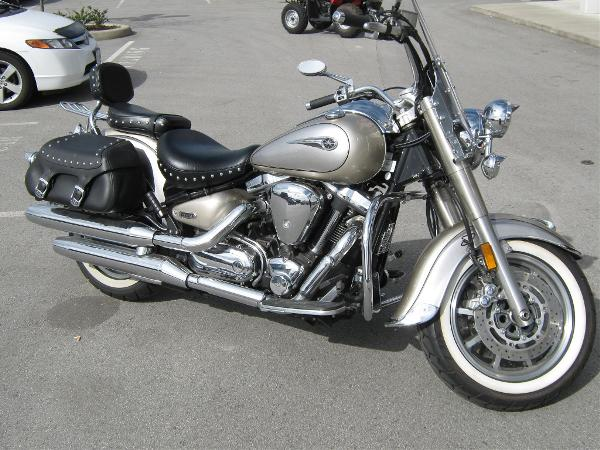 Yamaha Road Star Midnight Silverado 1700 2005 #3