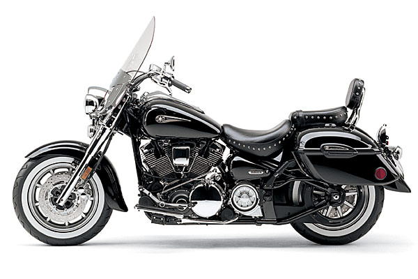 Yamaha Road Star Midnight Silverado 1700 2005 #9