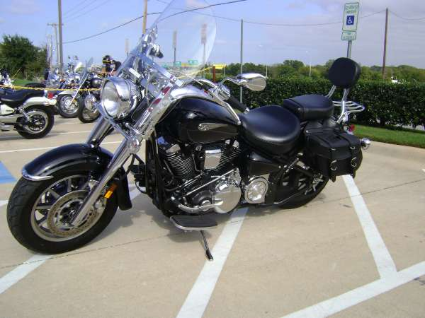 Yamaha Road Star Midnight Silverado 2007 #12