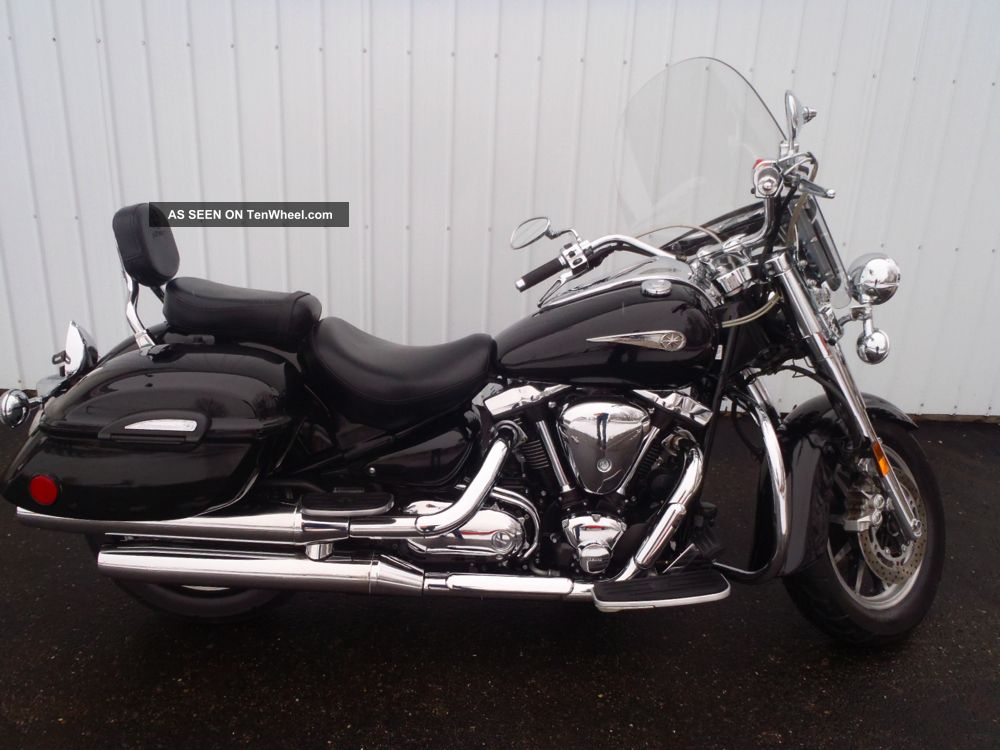 Yamaha Road Star Midnight Silverado 2007 #4