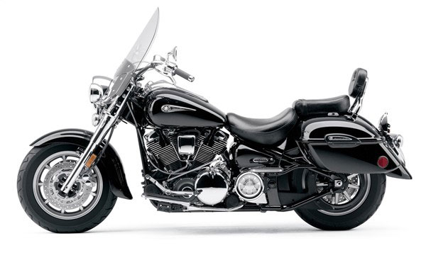 Yamaha Road Star Midnight Silverado 2007 #7