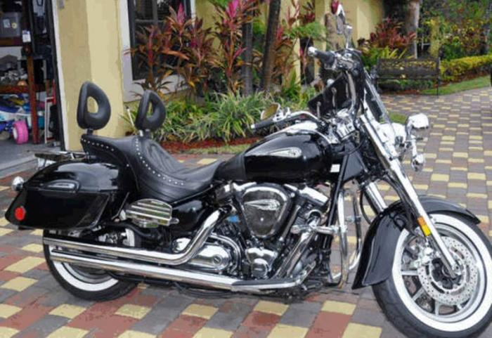 Yamaha Road Star Midnight Silverado 2007 #8