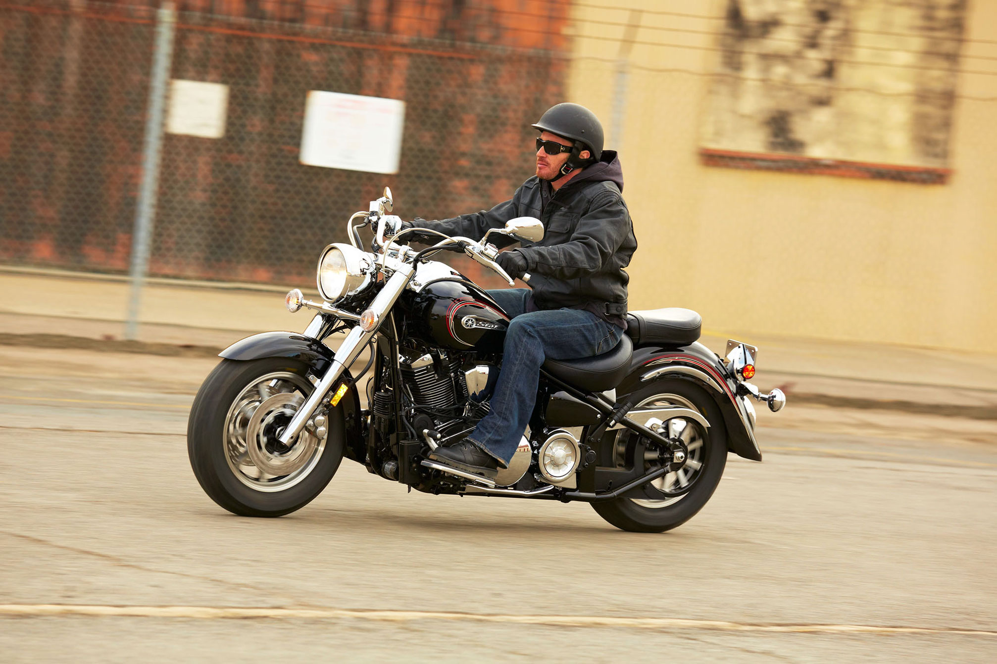 Yamaha Road Star S 2014 #1