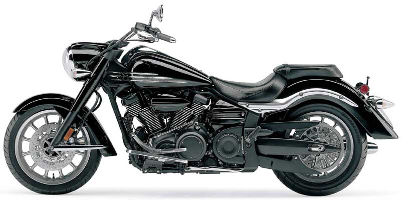 Yamaha Roadliner Midnight 2011 #7