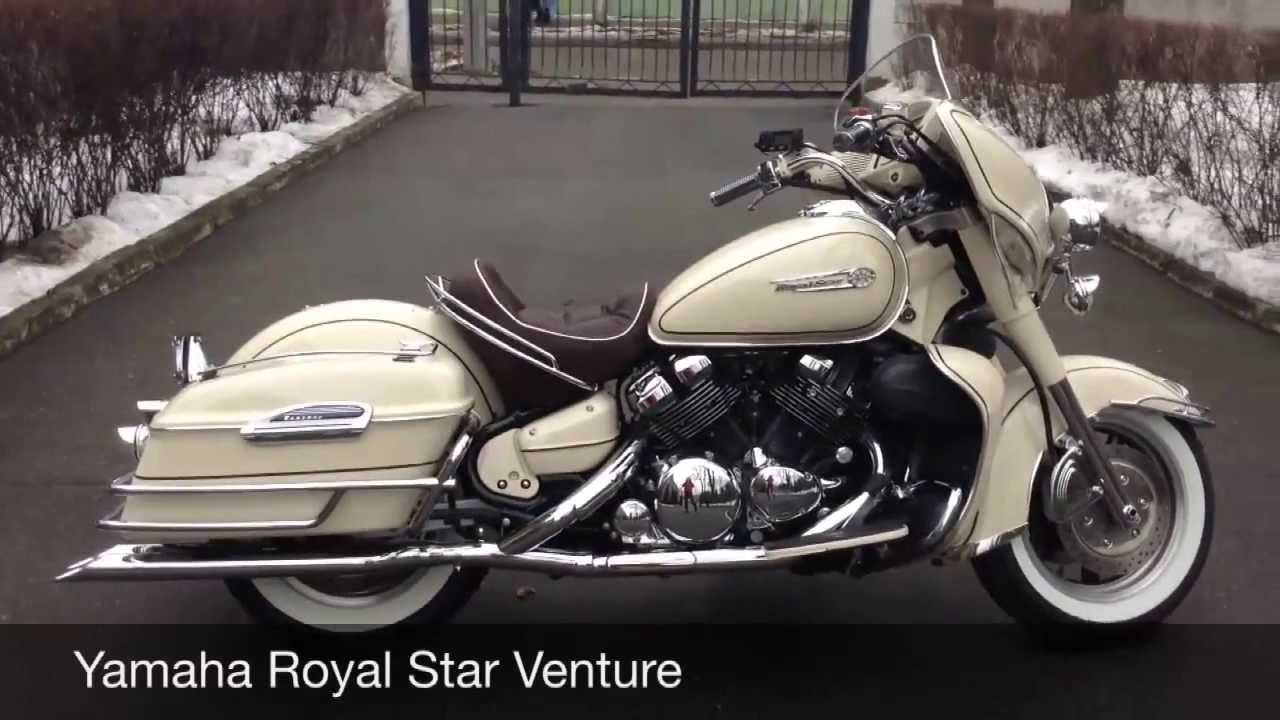Yamaha Royal Star Midnight Venture 1300 2005 #7
