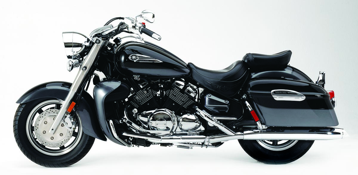 Yamaha Royal Star Tour Deluxe Parts