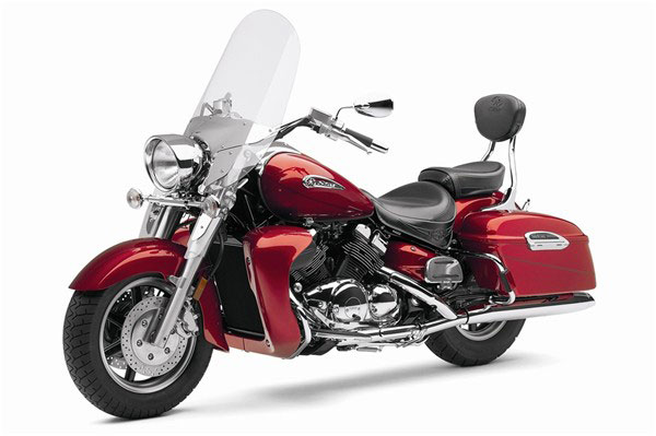 Yamaha Royal Star Tour Deluxe 2009 #1