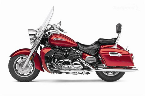 Yamaha Royal Star Tour Deluxe 2009 #2