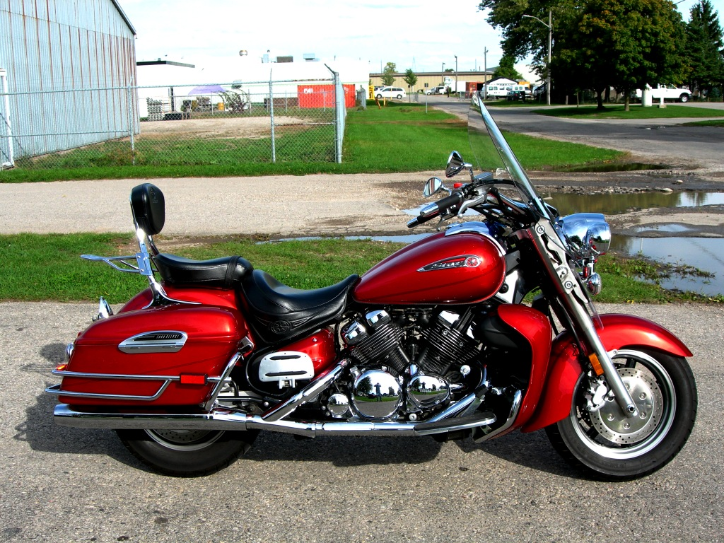 Yamaha Royal Star Tour Deluxe Fairing