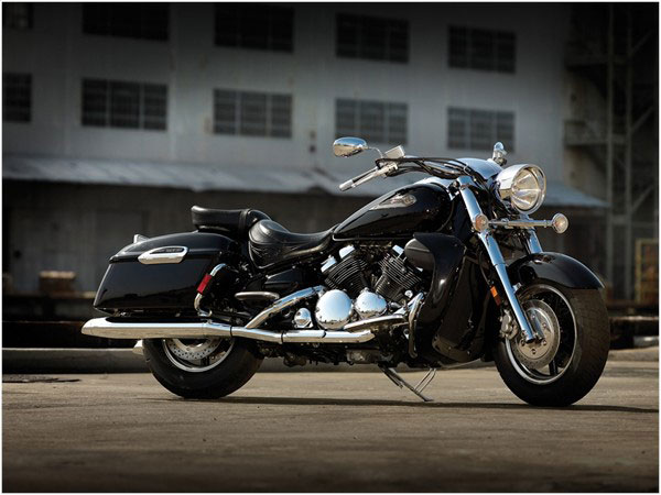 Yamaha Royal Star Tour Deluxe 2013 #3