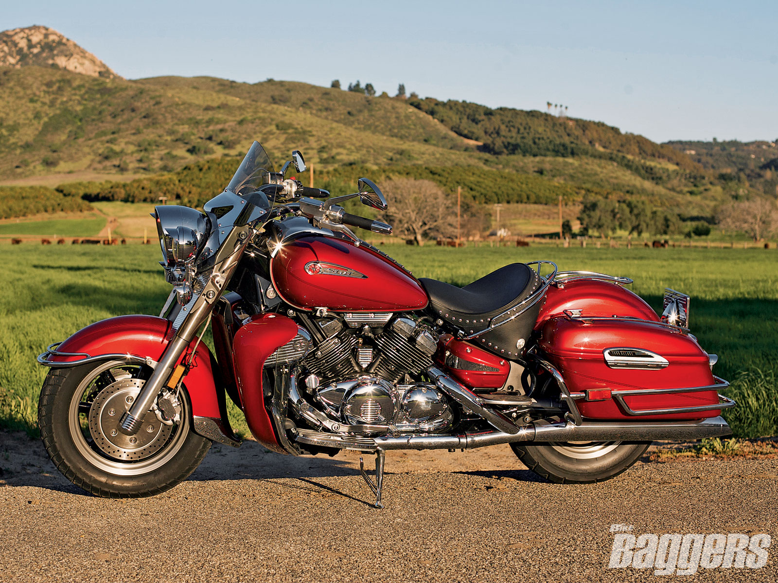 Yamaha Royal Star Tour Deluxe 2013 #4
