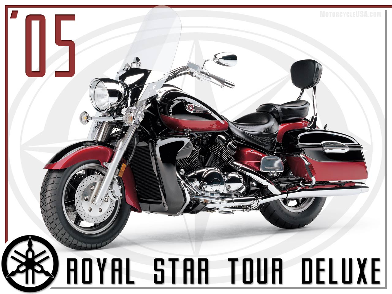 Yamaha Royal Star Tour Deluxe 2013 #9