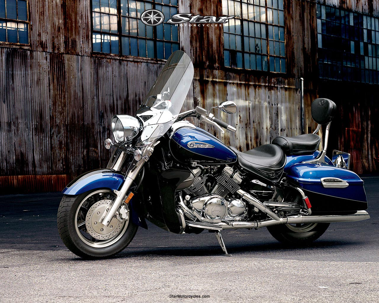 Yamaha Royal Star Tour Deluxe #4
