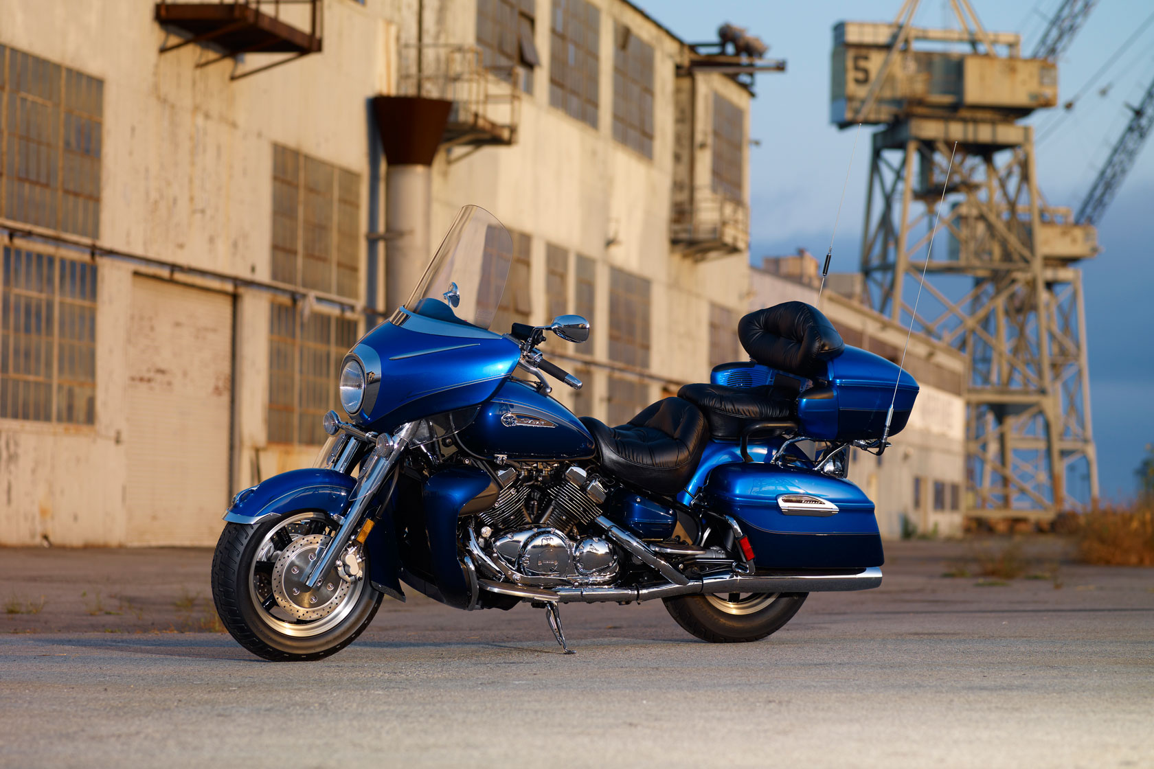 Yamaha Royal Star Venture S 2011 #2