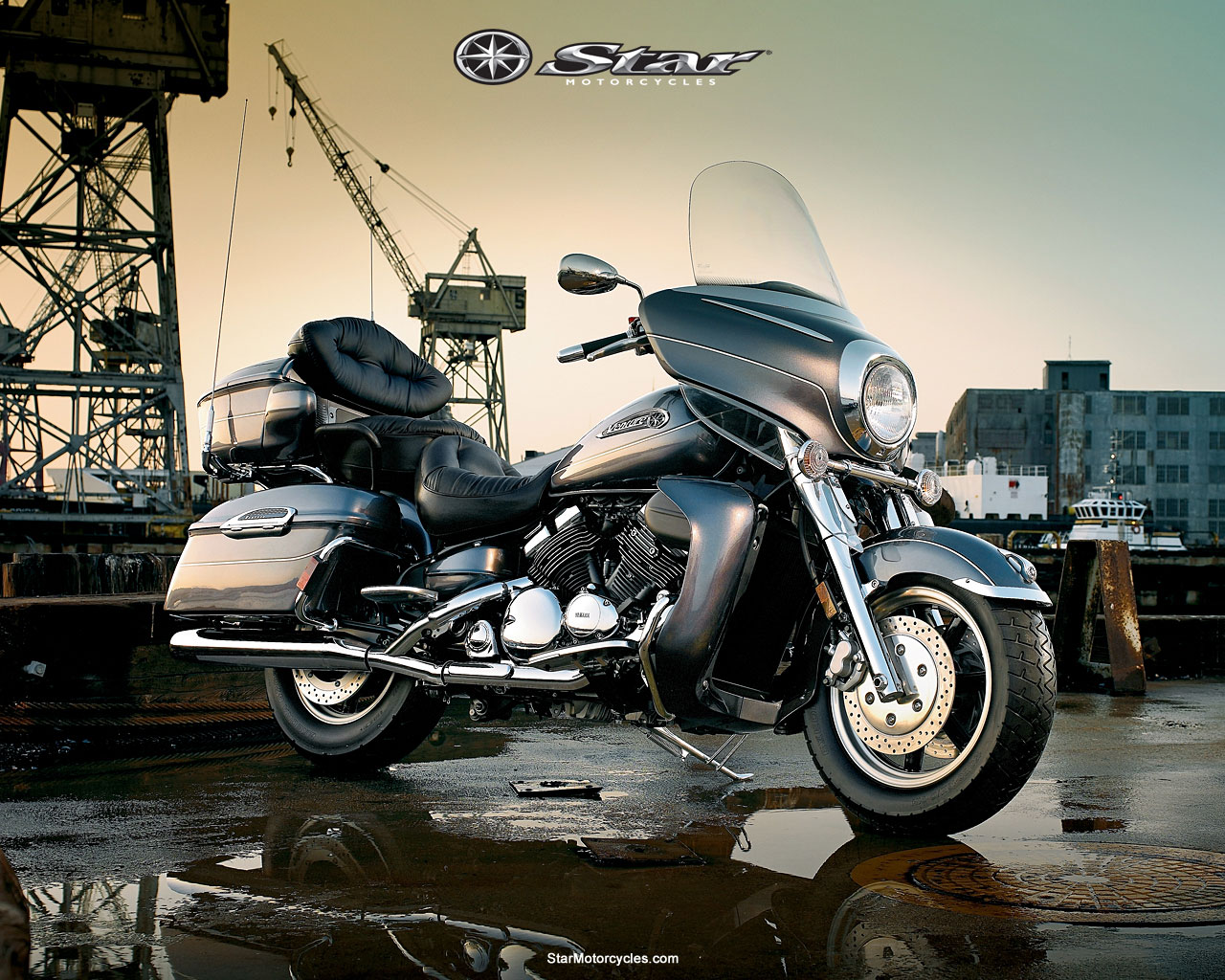 Yamaha Royal Star Venture S 2014 #11