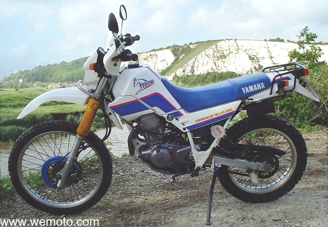 Yamaha Serow 225 WE #1