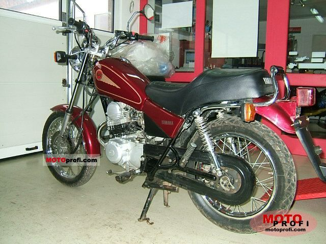 Yamaha SR 250 Special (reduced effect) #12