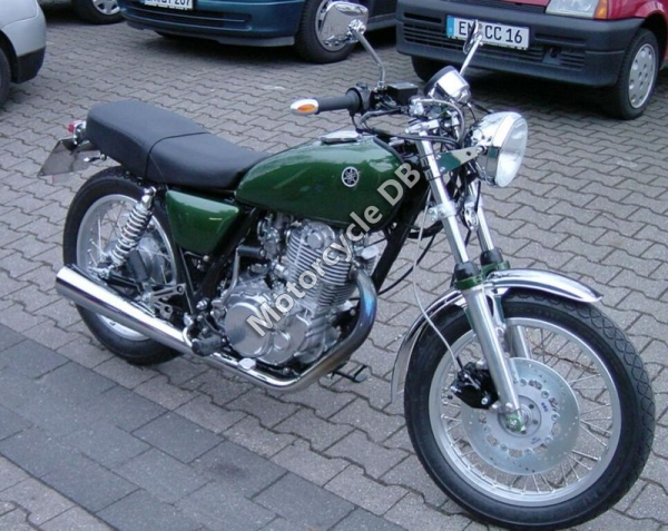 Yamaha SR 250 Special (reduced effect) #4