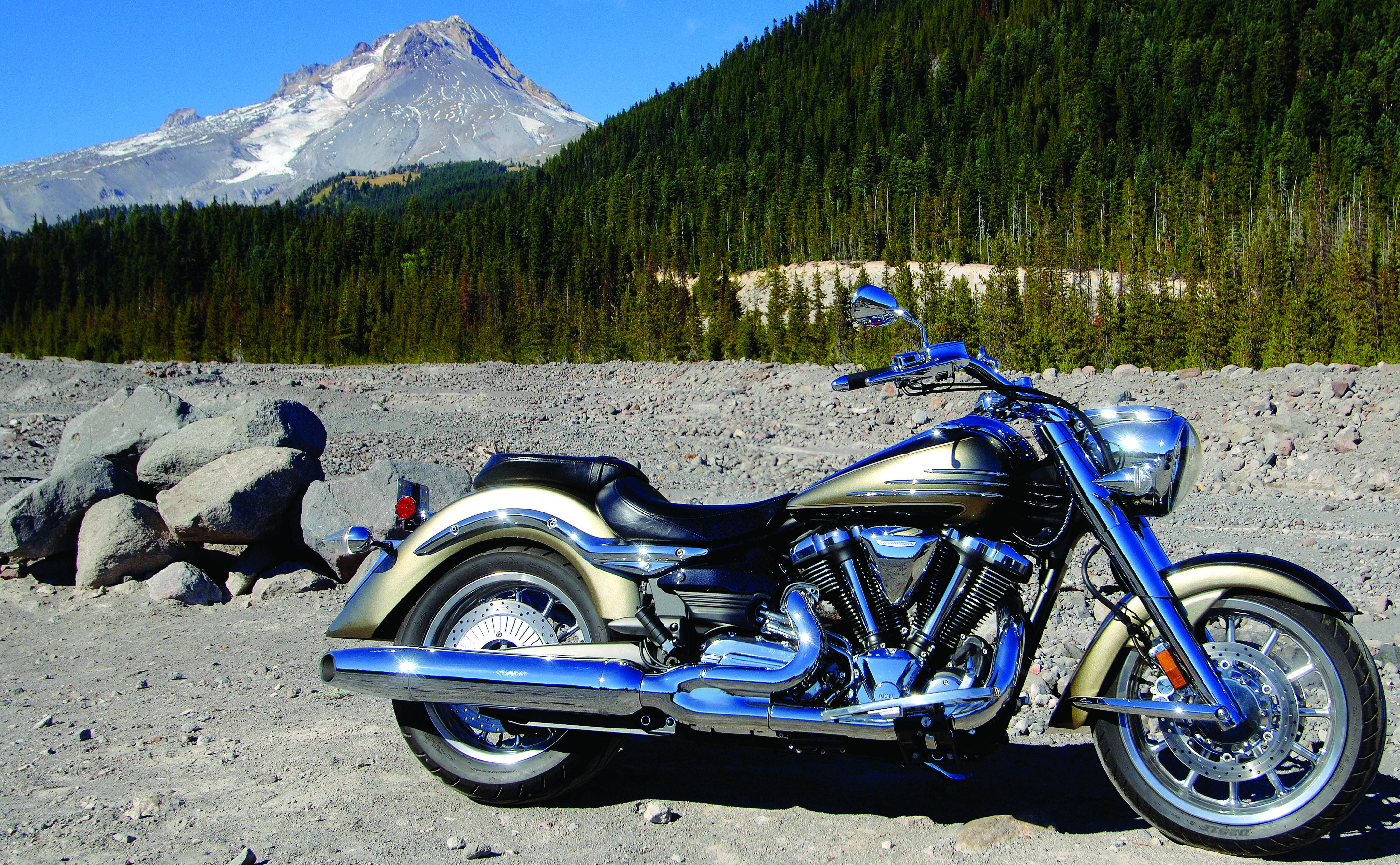 Yamaha Star Roadliner S 2014 #10