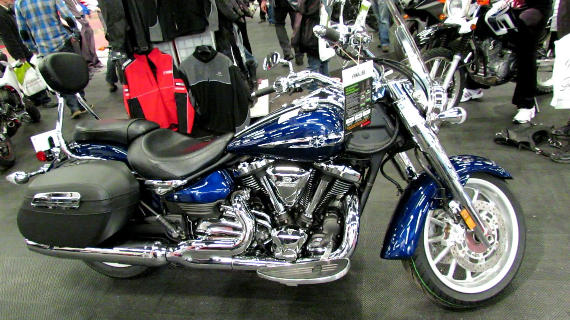 Yamaha Star Roadliner S 2014 #13