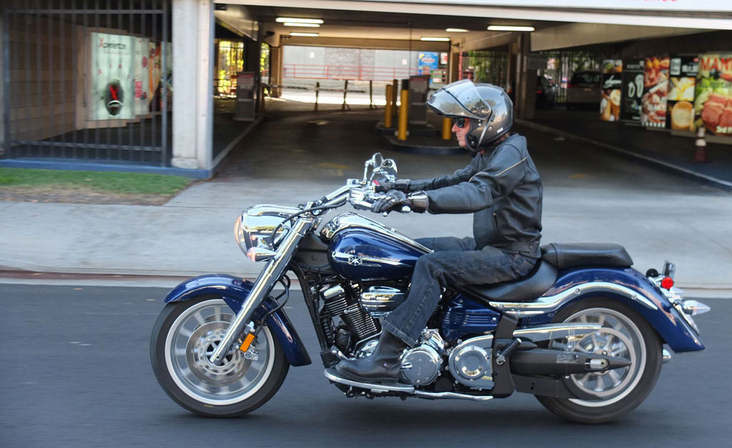 Yamaha Star Roadliner S 2014 #6