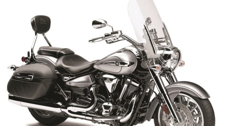 Yamaha Star Roadliner S 2014 #8